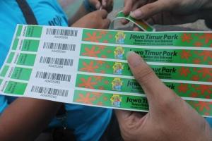 Gelang Tiket  JTP 1
