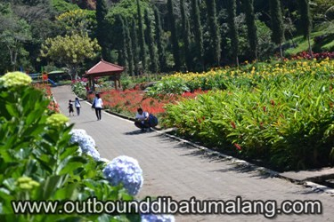 outbound selecta malang