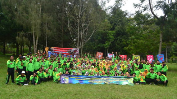 Outbound Malang di Coban Rais