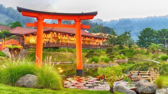 Nikmati sensasi berada di negeri sakura hanya di Malang