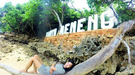 Wisata Alam Pantai Banyu Meneng yang Menakjubkan